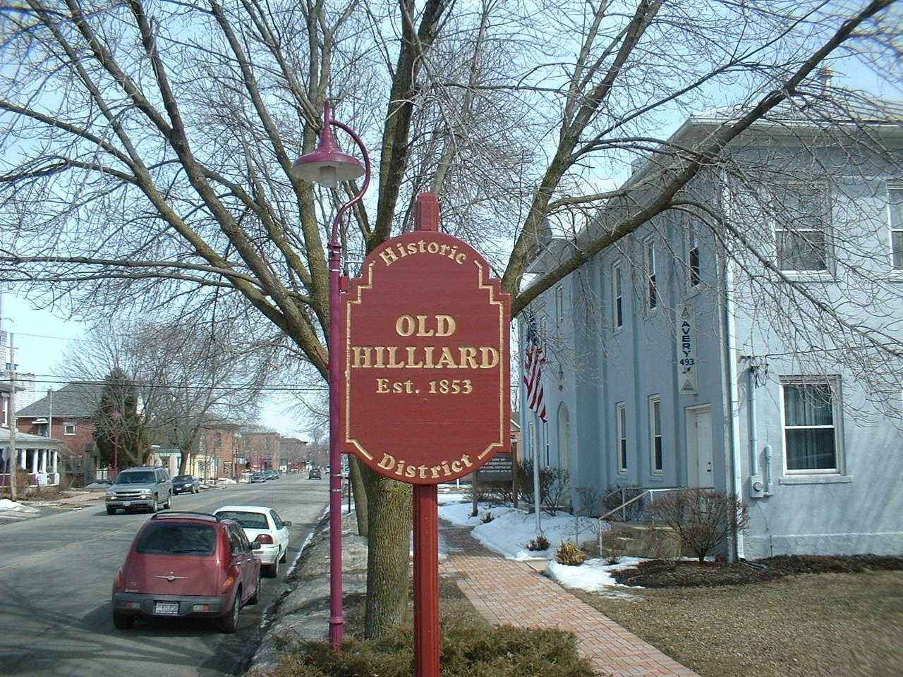 Old Hilliard