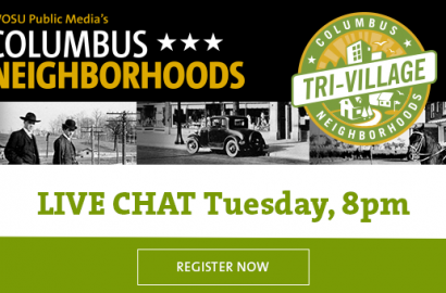 Columbus Neighborhoods: Tri-Village Live Char Tuesday at 8pm
