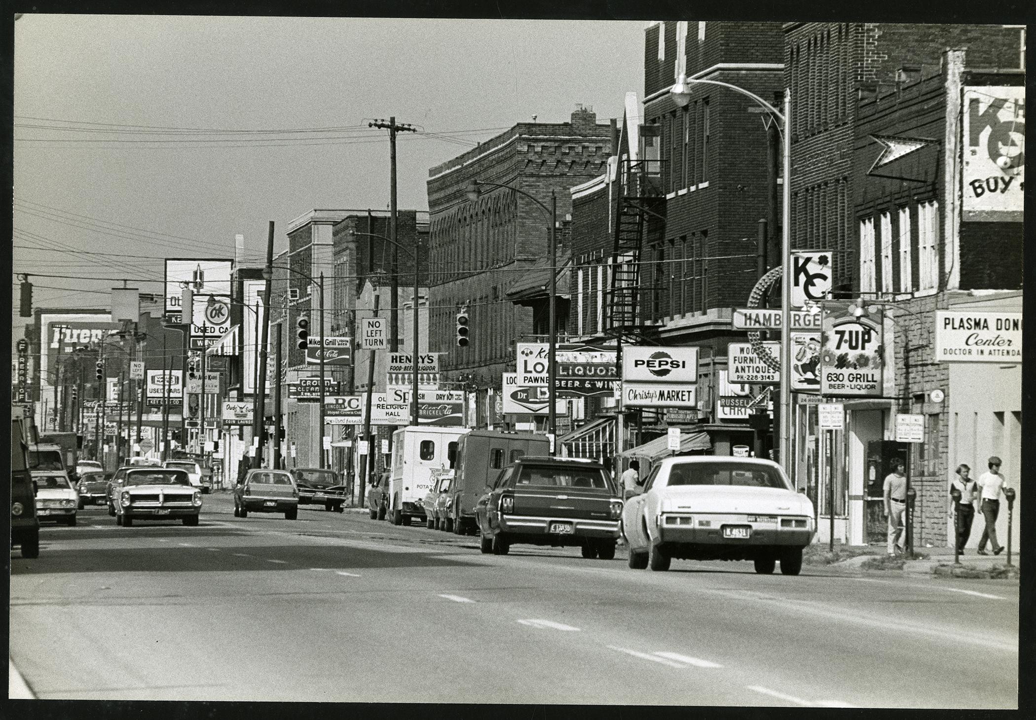 Columbus High Street Then And Now Columbus Neighborhoods