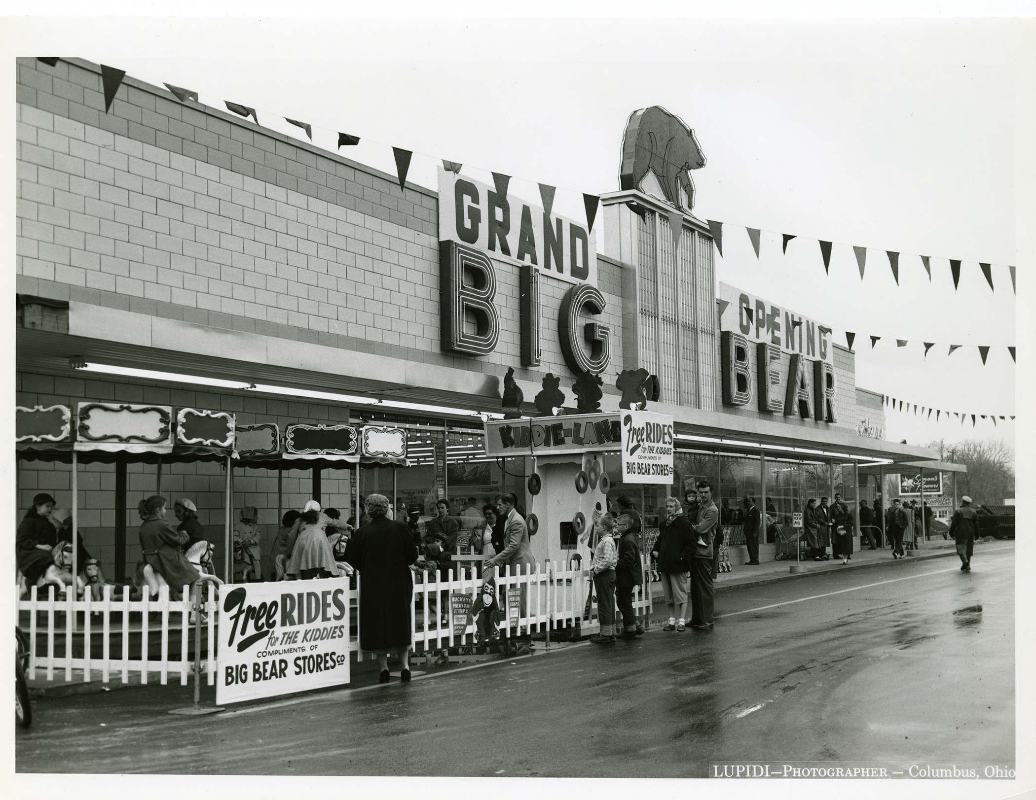 Big Bear Collection at Ohio History Connection