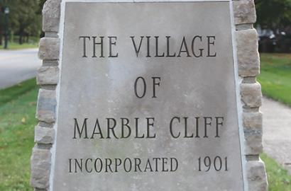 MarbleCliffsign