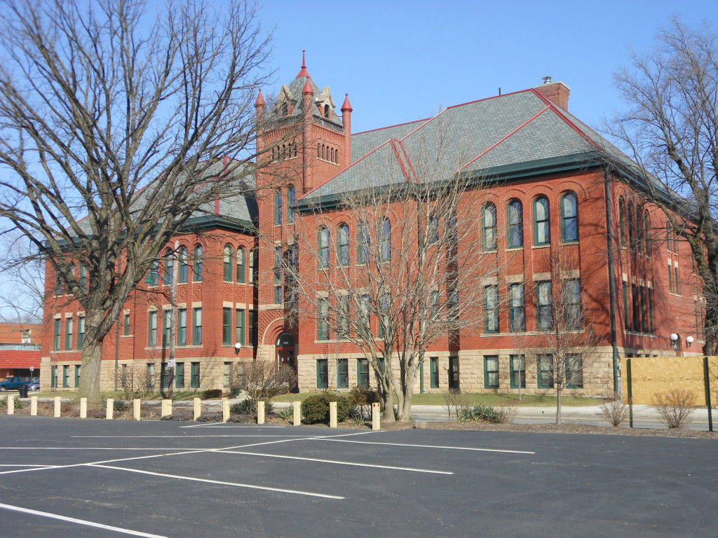 Southwood Elementary School was built in 1894. Photo courtesy of Aaron Turner.