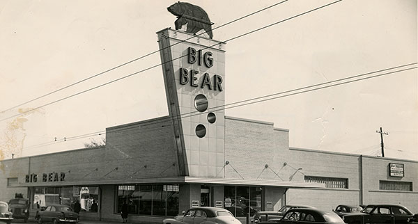 The History Of Big Bear Stores Columbus Neighborhoods