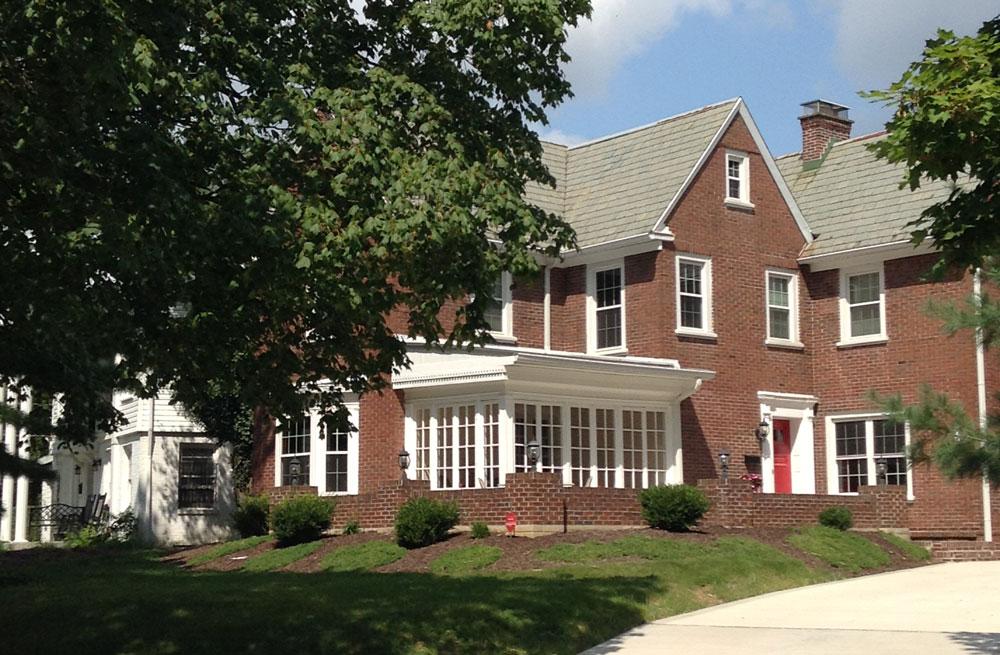House on Millbrook Way in Columbus' Eastgate neighborhood.