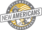 Columbus Neighborhoods: New Americans logo