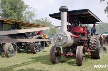 Antique Steam Threshers