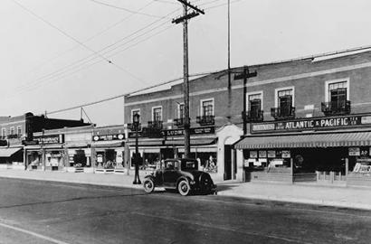 Grandview Heights Bank Block