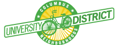 Columbus Neighborhoods: University District logo