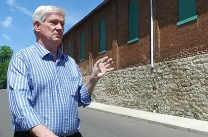 Architectural historian Jeff Darbee takes a look at historic building in Columbus.