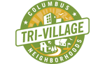 Columbus Neighborhoods: Tri Village logo