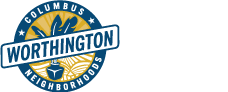 Columbus Neighborhoods: Worthington logo